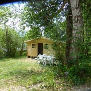 cabane d'été