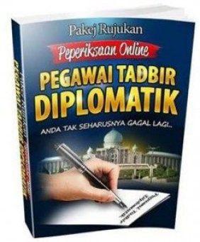 300 Jawatan Kosong Pegawai Tadbir Diplomatik Gred M41