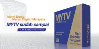 2 Juta Dekoder MYTV Percuma Milik Siapa?