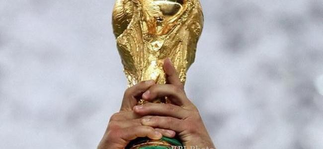 Perlawanan Akhir Piala Dunia 2018