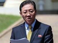 Duta Korea Utara Persona Non Grata