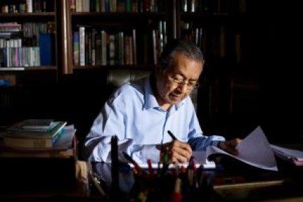 Tips Kekal Sihat Tun Dr Mahathir