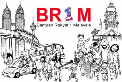 Permohonan Rayuan BR1M