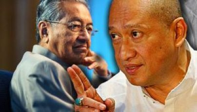 debat Tun Mahathir-Nazri