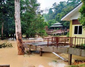 Temerloh dan Raub banjir