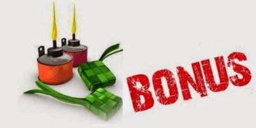 Bonus Raya 2017 Peneroka Felda