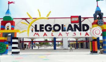 Tiket Percuma Legoland