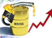 harga minyak naik