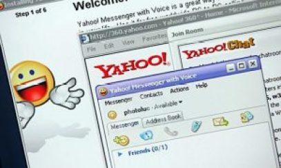 Yahoo Messenger Ditamatkan