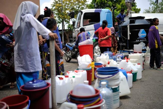 Gangguan Air Lembah Klang