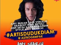EKSKLUSIF: Amy Search Umum Keluar Search