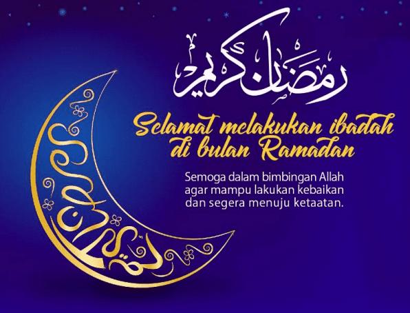 Selamat Berpuasa Ramadan 2020 Dalam PKP. Lanjut Lagi Tak?