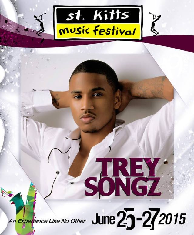 Trey Songs added to St.Kitts Music Festival Lineup