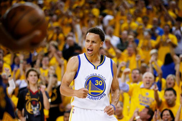 Golden Warriors Win NBA Championship