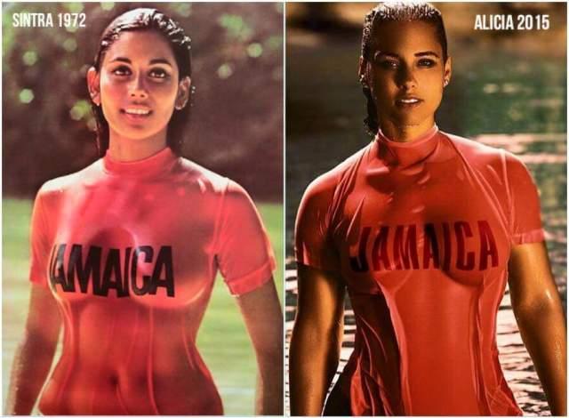 Imitation still the best form of flattery? Ask Alicia Keys!
