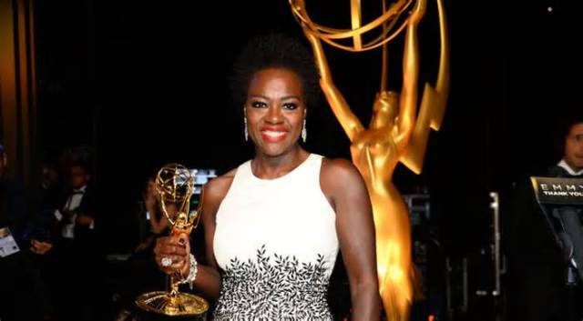 Viola Davis Becomes First Black Woman To Win An Emmy For Lead Actress Role In Drama Series