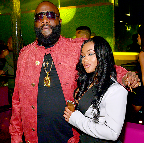 Rapper Rick Ross Gets Engaged To Model Girlfriend Lira Galore