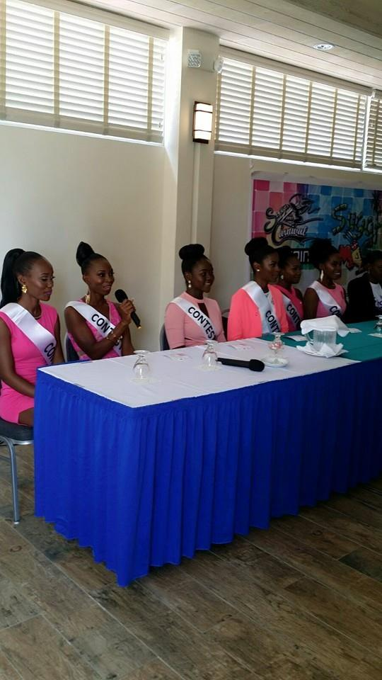 SKN National Carnival Queen Contestants – Revealed!