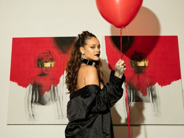 Rihanna Finally Releases The Title And Album Art For Her 8th Album