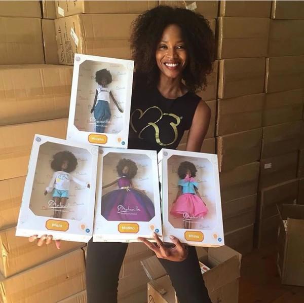 St. Lucia Native Creates Beautiful Afro-Caribbean Inspired Dolls