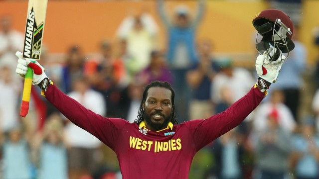 Chris Gayle Does It Again!- Sets Record For The Fastest Half Century In T20