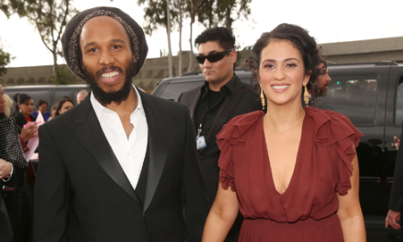 Musiciain Ziggy Marley and Wife Orly Marley Welcome Baby Numero 4!