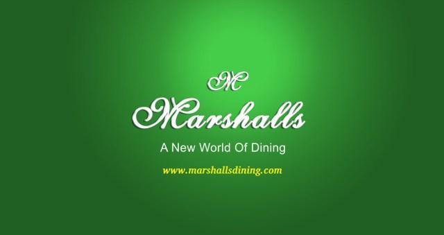 Marshall's Restaurant joins 869ToGo!