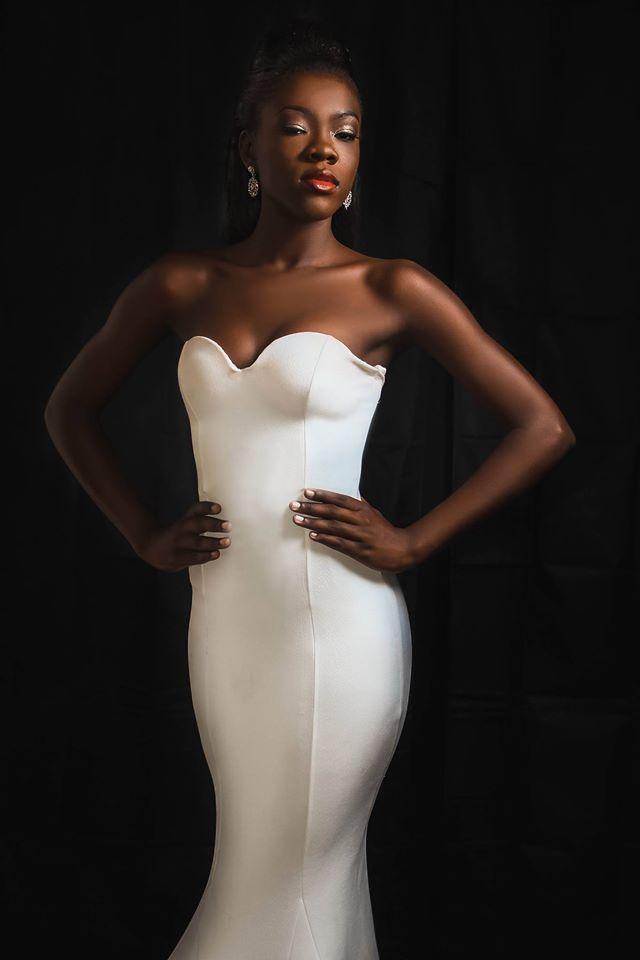 """IT BORING."", St.Kitts-Nevis Representative At Miss Regal International Pageant"