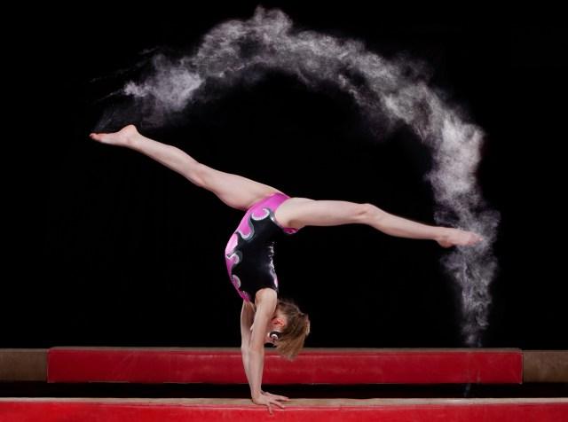 VIDEO: Gymnastics THEN VS NOW