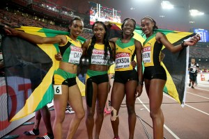 World Championship Success; Just last year in Beijing, McPherson and Jackson taste Golden victory on the global stage at the World Championships in Beijing in the women's 4 x 400 meter relay. They will hope for similar success this evening.