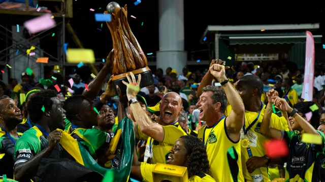 Jamaica Tallawahs Defeat Guyana Amazon Warriors To Be CPL 2016 Champions