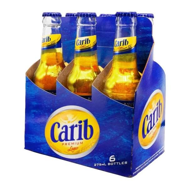 Carib Premium Lager 6 Pack