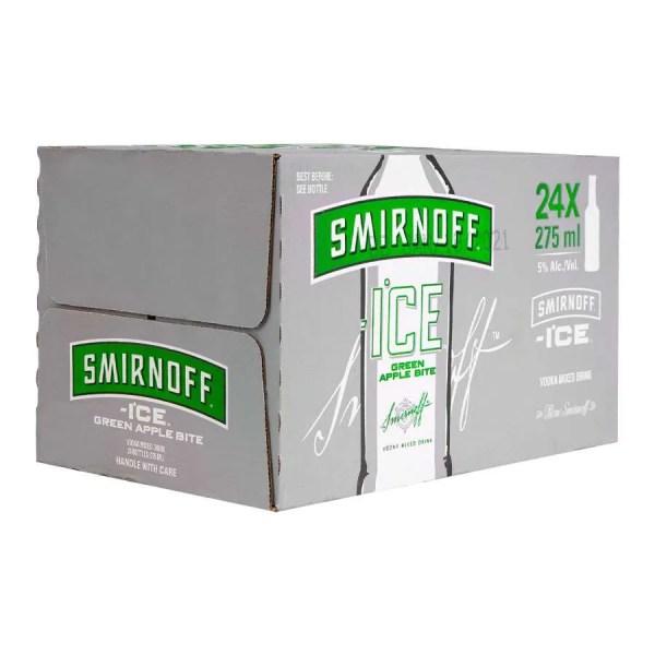Smirnoff Ice Green Apple 24 Case