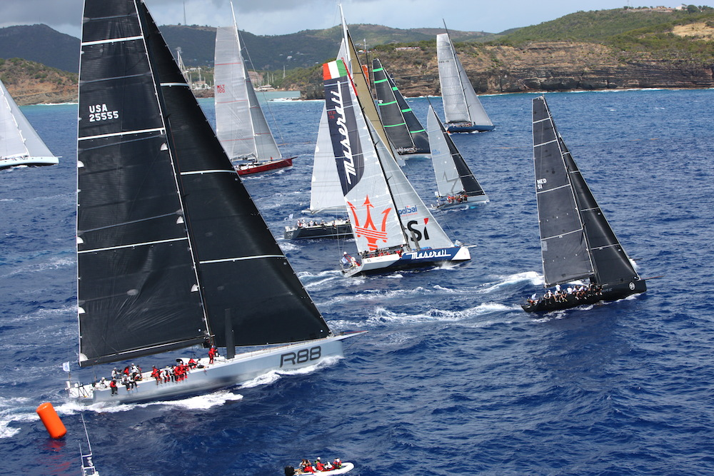 The Finest Yacht Race In The Caribbean News 2016 Archive