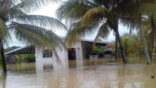 Trinidad heavy rains & devastating flood
