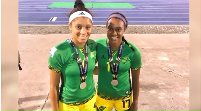 Jamaican Diaspora Women (West Hartford, Connecticut) Qualify for 2019 World Cup in France