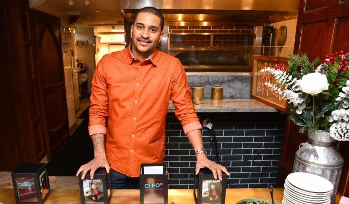 TV One Hosts Exclusive Media Event With Culinary Star Chef JJ Johnson for CLEO TV Series Premiere