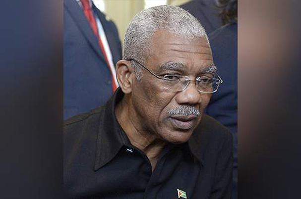 Guyana President, David Granger to meet Opposition leader