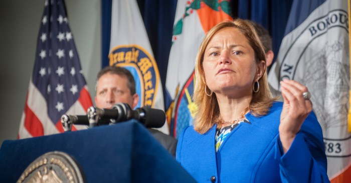 Mark-Viverito Congress Run Shadowed by Discrimination Suit