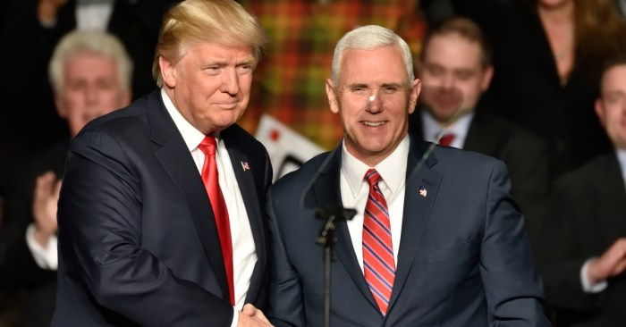 The Trump/Pence Regime Must Go—Now!