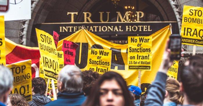 Congress Must Check and Balance Trump to Avert War With Iran