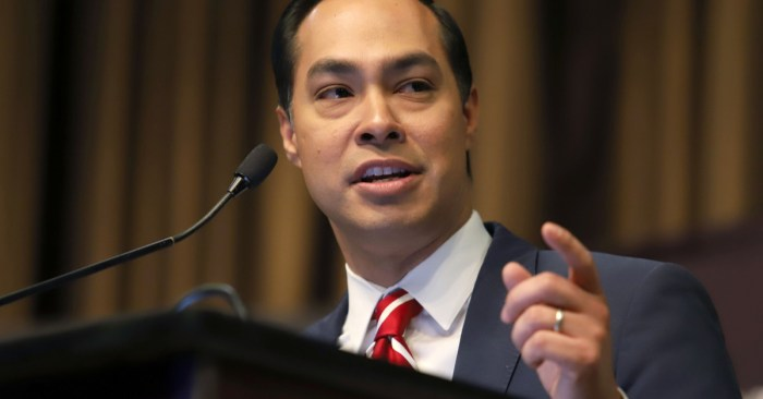 Julian Castro ends White House bid, leaving no Latinos in Democratic race