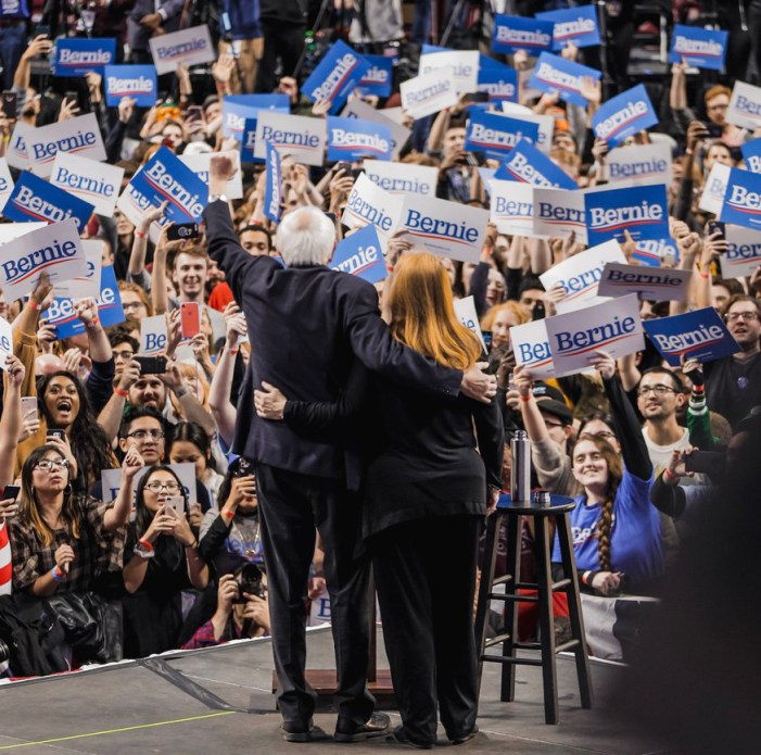 Senator Bernie Sanders for President of the United States