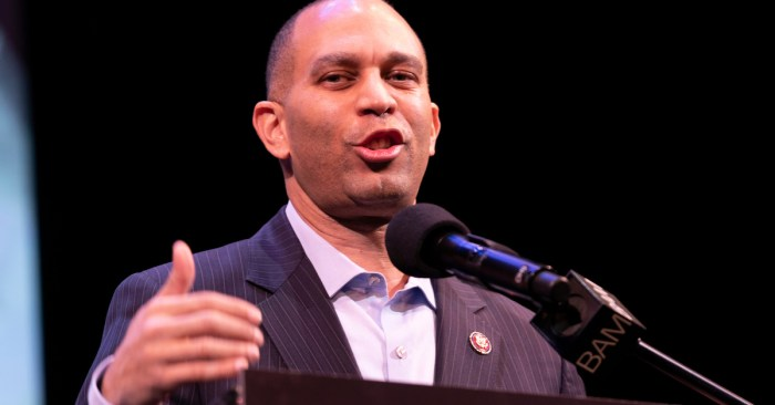 A Message From Rep. Jeffries About Coronavirus