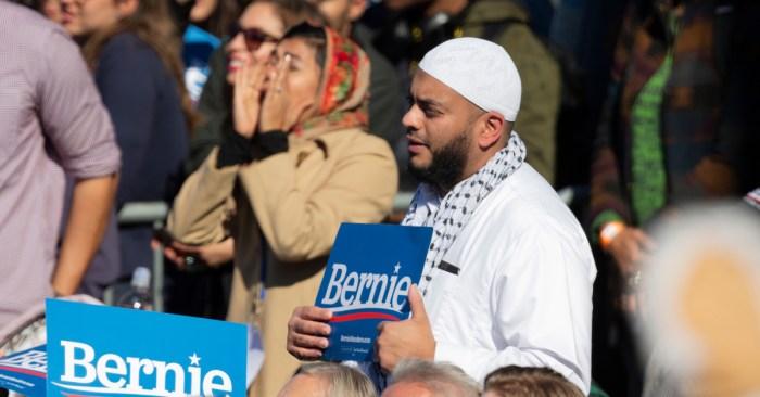 Muslim Caucus of America Endorses Sanders for President