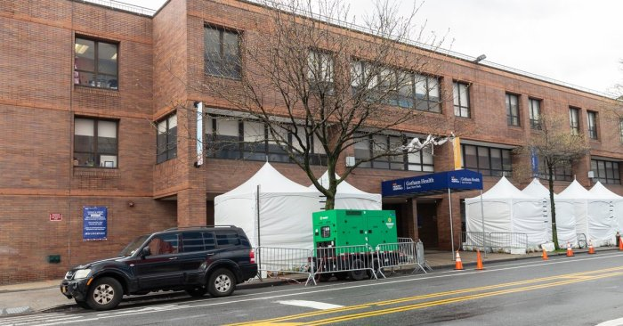 Mayor De Blasio Announces More Testing Sites And Antibody Tests For New Yorkers