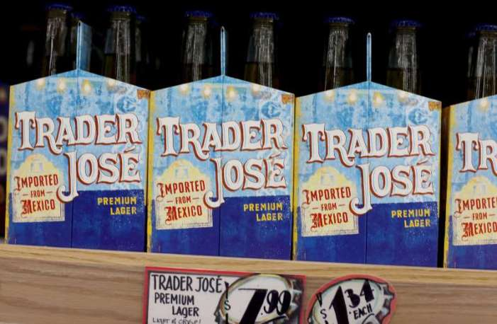 Trader Joe's to change 'racist' packaging on international foods