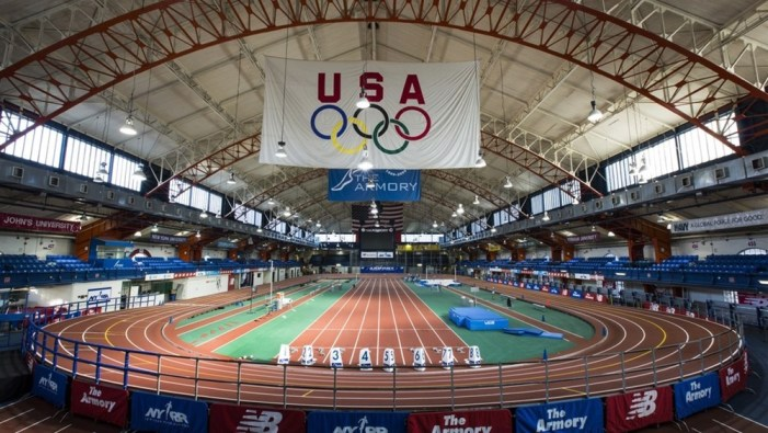 New York and Regional High School Student-Athletes Gain Opportunity to Obtain Verified Marks at The Armory on October 3rd