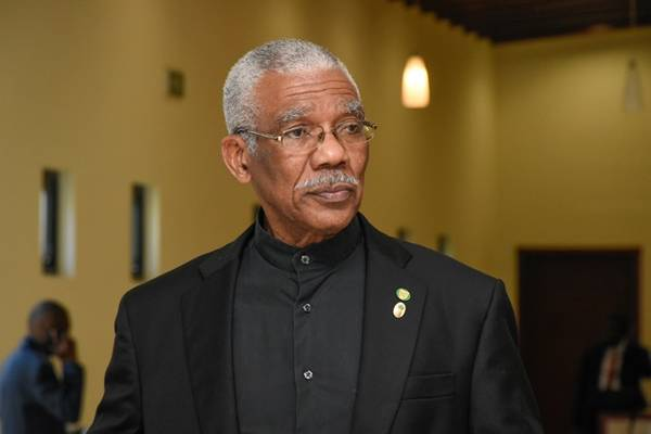 Fmr. President David Granger: PPP Started Tenure Off on Wrong Foot by Firing Public Servants