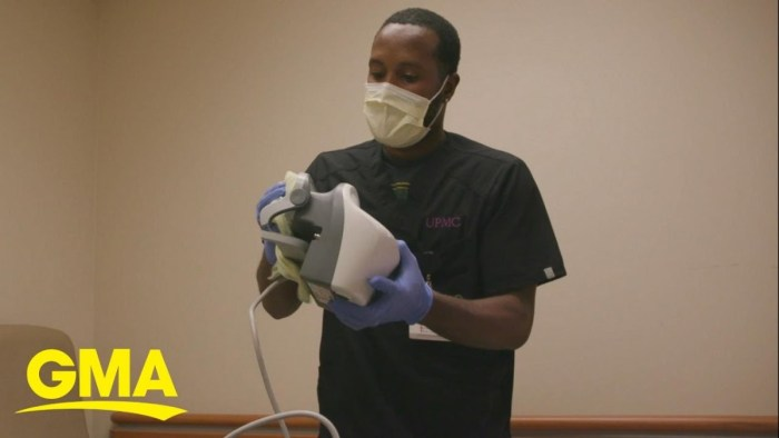 WATCH: This Jamaican-born Singing Housekeeper at a Hospital in Pittsburgh Has Been Bringing Patients Joy For Years